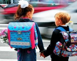 """ОДОО """"Школа юного пешехода"""" проводит рейды по г. Москве"""