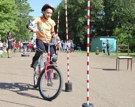 «Безопасное колесо 2016» в Хабаровске