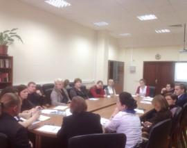 В ресурсном центре комитета общественных связей города Москвы 18 мая прошел круглый стол на тему «Партнерский проекты»