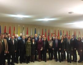 В Совете Федерации состоялось первое заседание Экспертного совета по государственной поддержке детских и молодежных общественных объединений при Комитете СФ по социальной политике.
