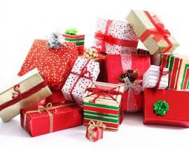 Подарки к Новому году от Школы юного пешехода!