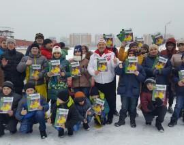 Благотворительная акция для Мстёрского детского дома Владимирской области