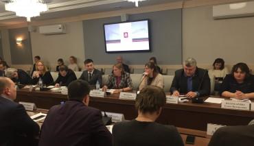 20 марта в  столичном парламенте прошло заседание круглого стола Молодежной палаты при Мосгордуме «Безопасность детям»