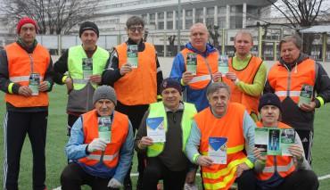 Акцию «Безопасность пожилого человека на дороге»  поддержал профессорско-преподавательский коллектив МГТУ имени Н.Э. Баумана