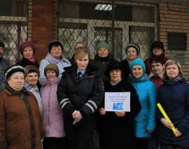 «Школа дорожной безопасности-для пожилых» в Ленинградской области