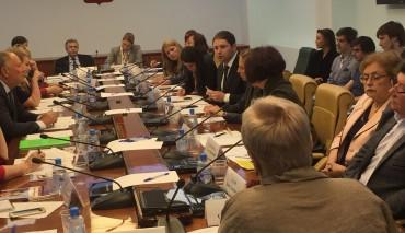 В Комитете СФ по социальной политике прошло заседание Экспертного совета по государственной молодежной политике