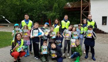 Информационно-просветительская акция в Кузьминском парке