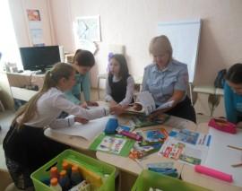 Госавтоинспекторы Новосибирской области провели «Единый день безопасности» дорожного движения в Наукограде Кольцово