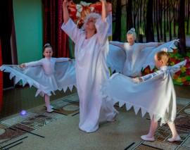 Акция «Белый Ангел» прошла в г.Клинцы Брянской области