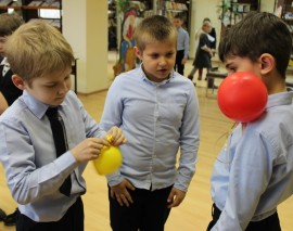 В Клинцах Брянской области прошли мероприятия«Знать Правила дорожного движения, как таблицу умножения!»