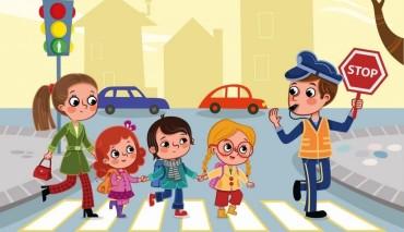 Продолжаем вспоминать Правила Дорожного Движения с помощью загадок!