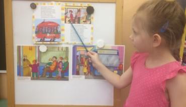 Детские сады Школы №609 Зеленограда присоединились к проекту «Школа Юного Пешехода».