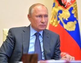 Путин сравнил число гибнущих в ДТП россиян с количеством жертв войны
