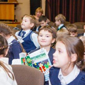 Открытый урок по безопасности в школе № 654 декабрь 2015год